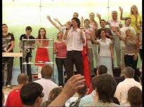 Прославление А.Кочкин Х Конференция г. Ачинск